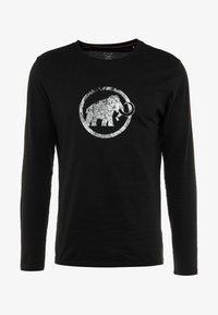 Mammut - T-shirt sportiva - black - 4