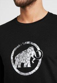 Mammut - T-shirt sportiva - black - 5