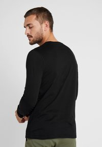 Mammut - T-shirt sportiva - black - 2