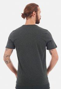 Mammut - SLOPER  - Print T-shirt - grey - 1