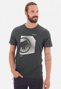 Mammut - SLOPER  - Print T-shirt - grey - 0