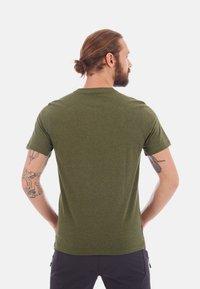 Mammut - SLOPER  - T-shirt z nadrukiem -  green - 1