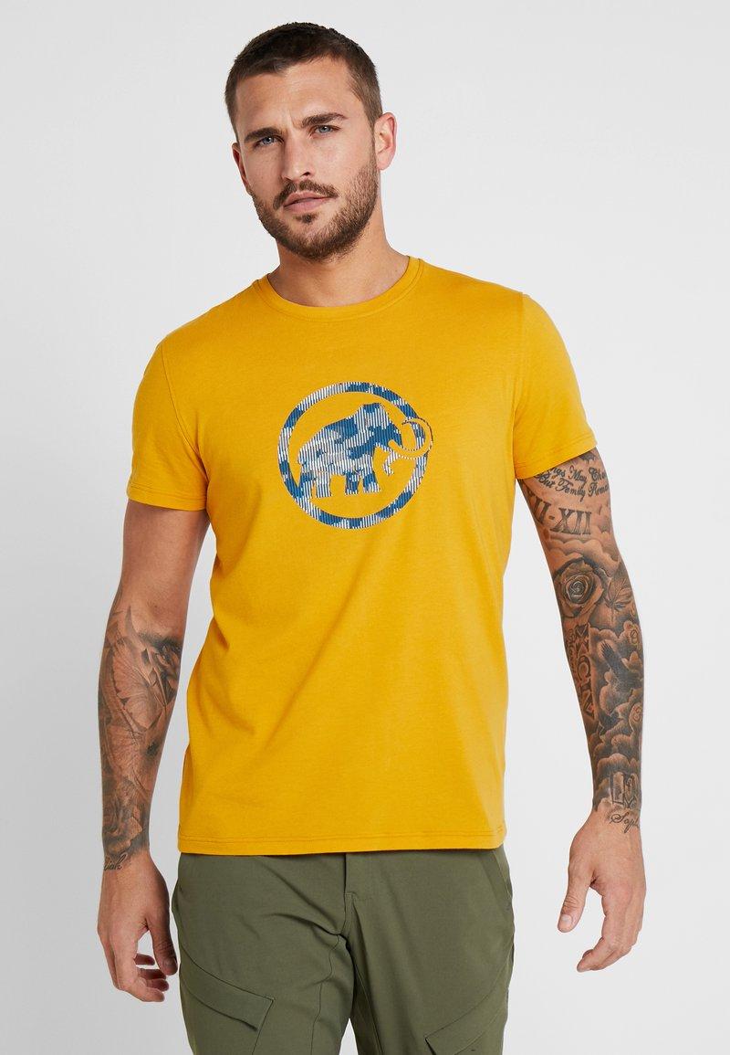 Mammut - T-shirt print - golden