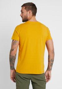 Mammut - T-shirt print - golden - 2