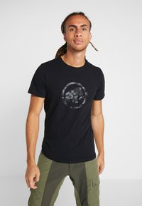 Mammut - Camiseta estampada - black - 0