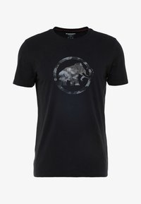 Mammut - Camiseta estampada - black - 3