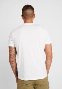 Mammut - TROVAT - T-shirt print - bright white - 2