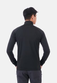 Mammut - Fleece trui - black - 1
