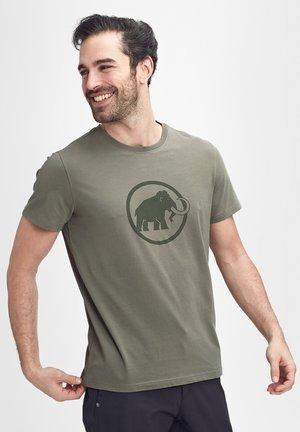 LOGO MEN - Print T-shirt - grey
