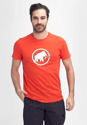 LOGO MEN - Print T-shirt - spicy
