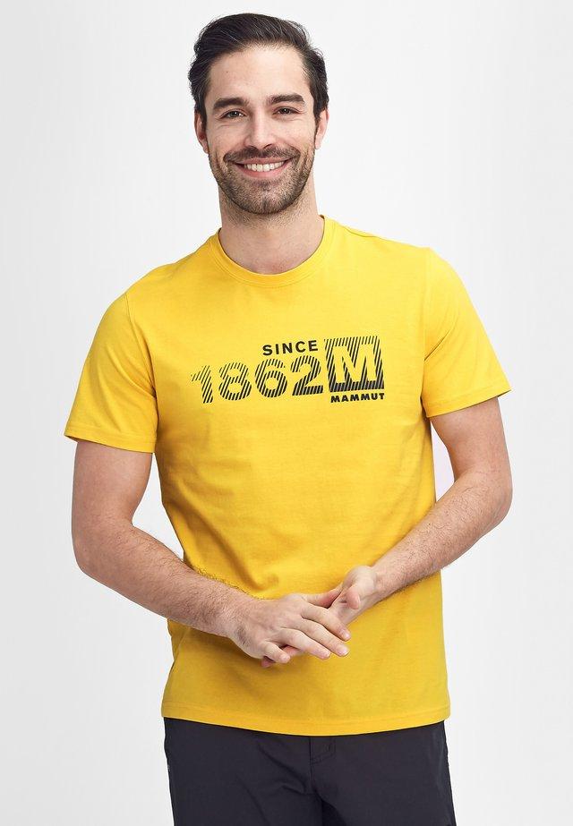 SEILE  - T-Shirt print - freesia