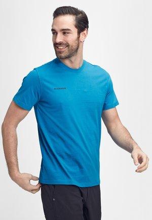 SEILE  - T-shirt z nadrukiem - gentian