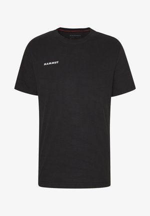 MASSONE - Printtipaita - black