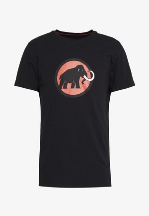 CLASSIC MEN - Print T-shirt - black