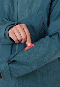 Mammut - Snowboard jacket - wing teal - 12