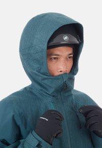 Mammut - Snowboard jacket - wing teal - 4