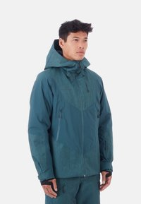 Mammut - Snowboard jacket - wing teal - 0