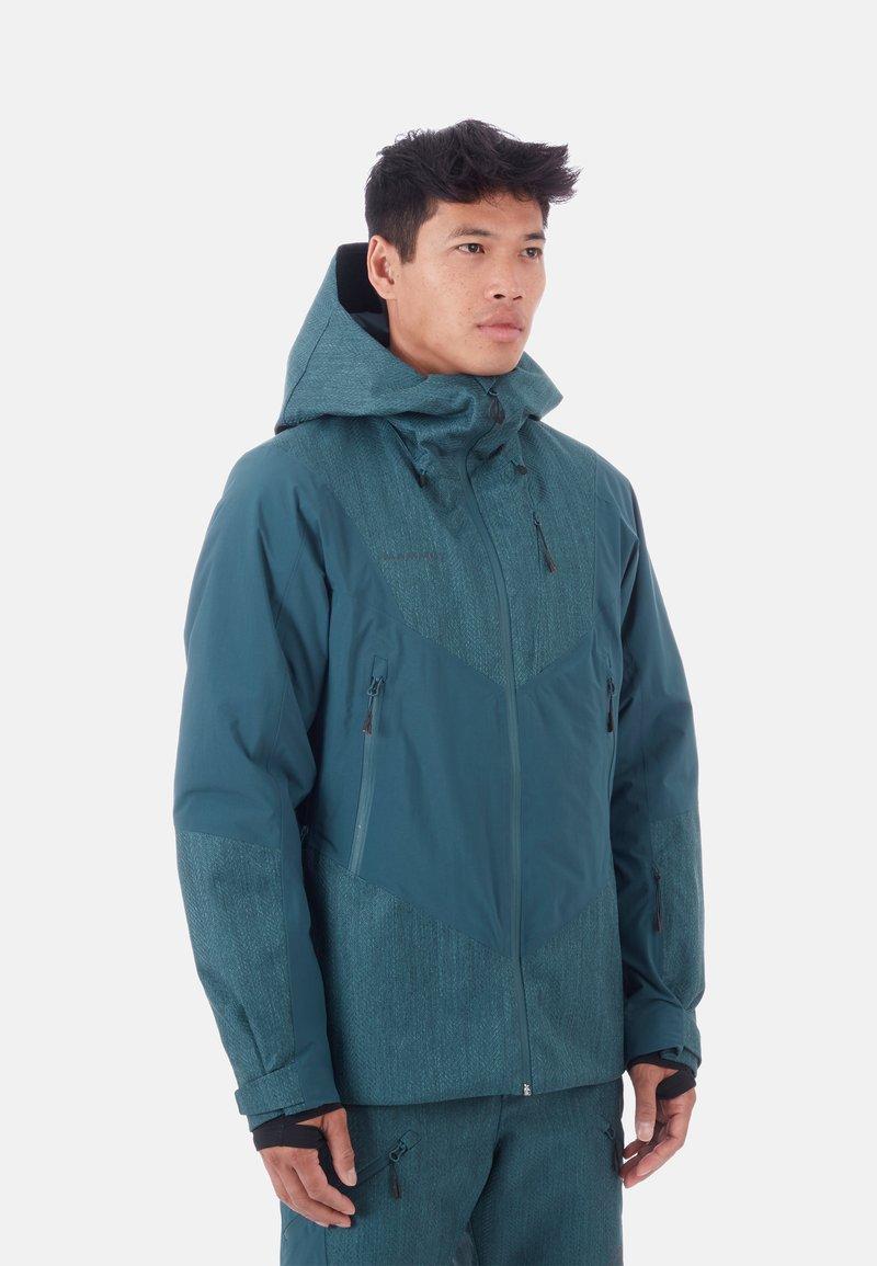 Mammut - Snowboard jacket - wing teal