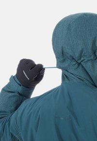 Mammut - Snowboard jacket - wing teal - 10