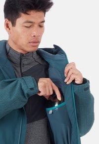 Mammut - Snowboard jacket - wing teal - 6