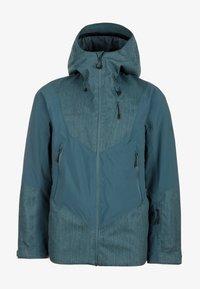 Mammut - Snowboard jacket - wing teal - 15