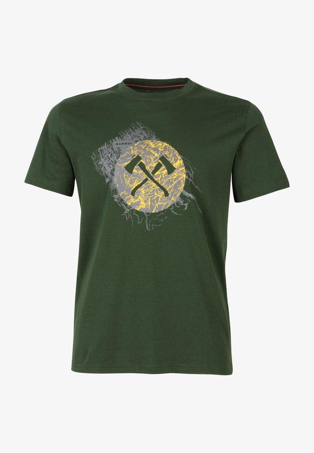SEILE - Print T-shirt - woods prt