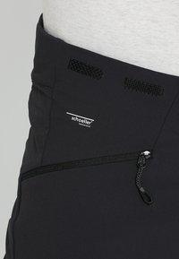Mammut - COURMAYEUR PANTS MEN - Outdoor trousers - black - 6