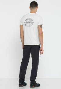 Mammut - COURMAYEUR PANTS MEN - Outdoor trousers - black - 2