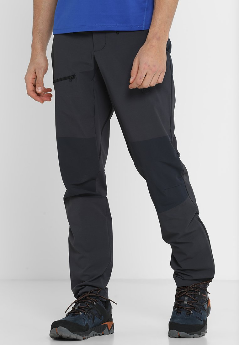 Mammut - PORDOI PANTS MEN - Cargohose - black