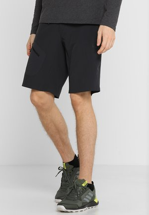 SERTIG MEN - Outdoorshorts - black