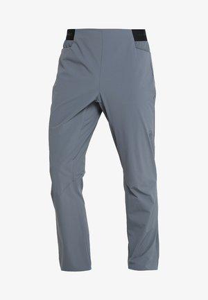 CRASHIANO PANTS MEN - Długie spodnie trekkingowe - storm