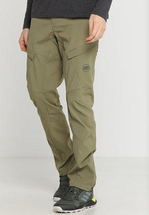 ZINAL PANTS MEN - Outdoor trousers - olive