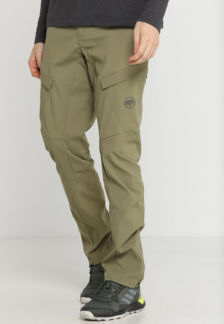 Mammut - ZINAL PANTS MEN - Outdoor-Hose - olive