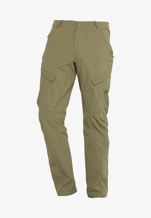 ZINAL PANTS MEN - Długie spodnie trekkingowe - olive