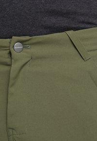 Mammut - ZINAL PANTS MEN - Outdoorové kalhoty - iguana - 3