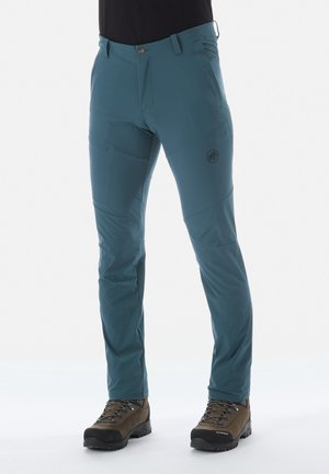 Trousers - wing teal