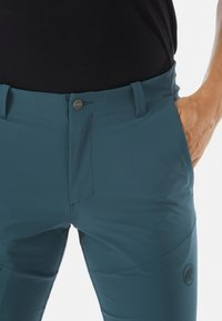 Mammut - Trousers - wing teal - 3