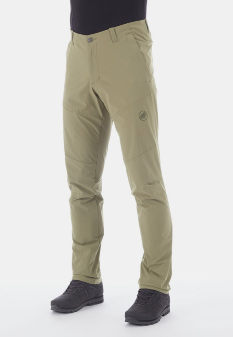 Mammut - Trousers - olive