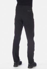 Mammut - MACUN - Pantalon classique - black - 1