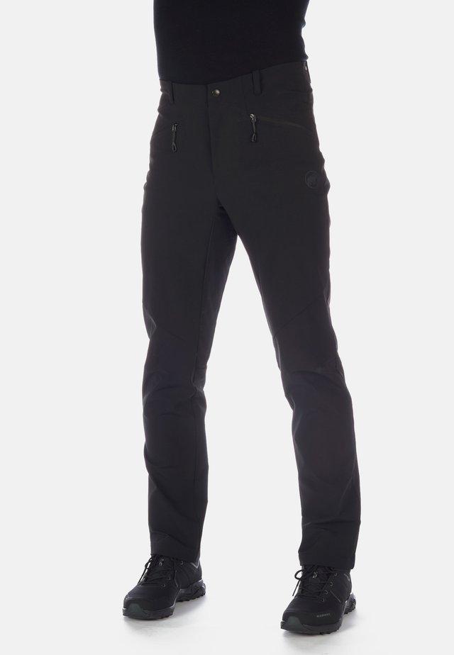 MACUN - Kalhoty - black