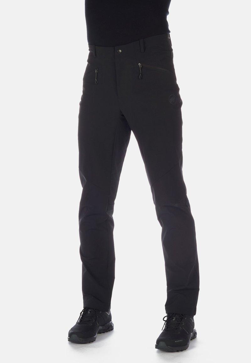Mammut - MACUN - Pantalon classique - black