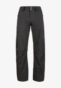 Mammut - STONEY HS PANTS - Snow pants - black - 8