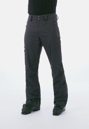STONEY HS PANTS - Snow pants - black