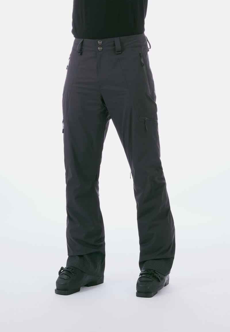 Mammut - STONEY HS PANTS - Snow pants - black