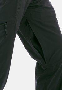 Mammut - STONEY HS PANTS - Snow pants - black - 2