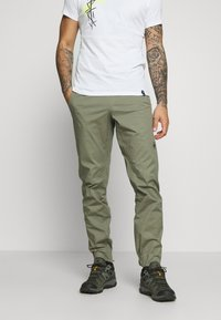 Mammut - CAMIE PANTS MEN - Tygbyxor - tin - 0