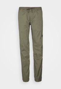 Mammut - CAMIE PANTS MEN - Tygbyxor - tin - 4