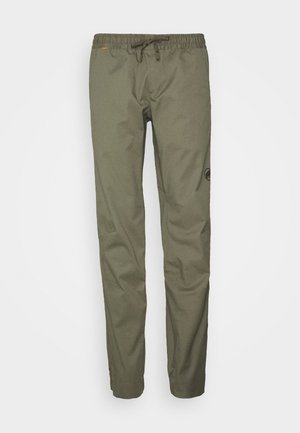 CAMIE PANTS MEN - Kangashousut - tin