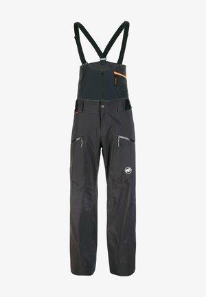 HALDIGRAT - Spodnie narciarskie - black