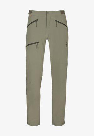 PORDOI - Długie spodnie trekkingowe - grey